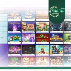 Logiciels de jeux de Magical Spin Casino